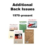 Additional Back Issues